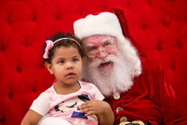 Papai Noel chegará ao Shopping Piracicaba