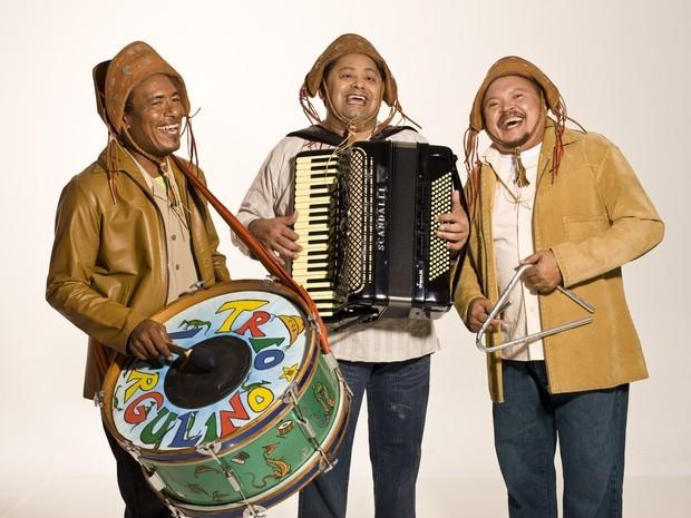 Trio Virgulino no Sesc