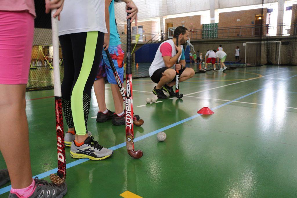 Hockey sobre patins é atração no SESC