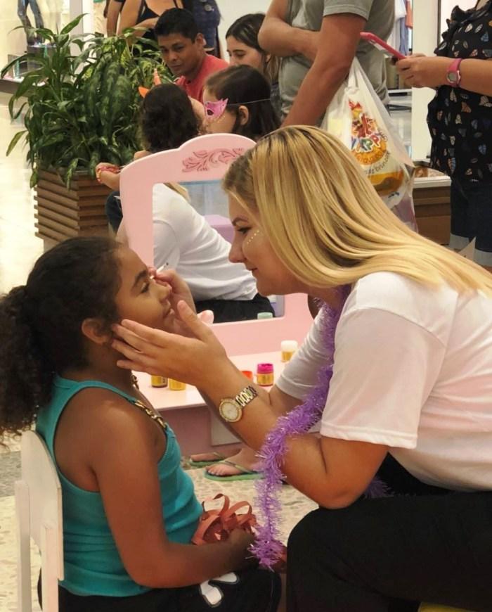 Carnaval no Shopping Piracicaba terá pintura facial, bailinho e concurso de fantasias – Imagem Ilustrativa