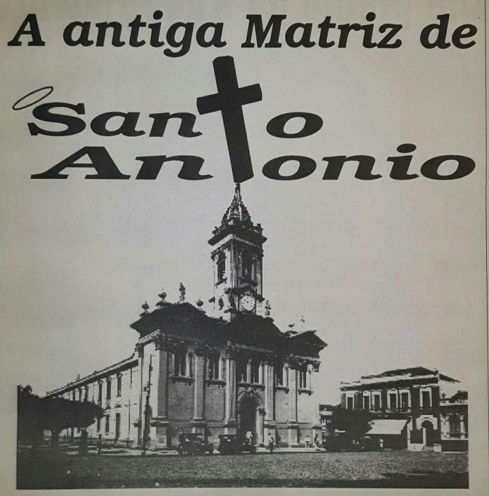 matriz Santo Antonio