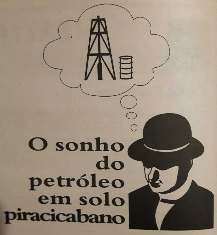 sonho do petroleo