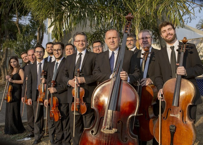 Formação da OCP conta com 16 instrumentistas no elenco – foto Rodrigo Alves