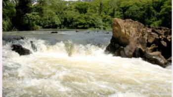 O Rio Piracicaba, afluentes e ilhas