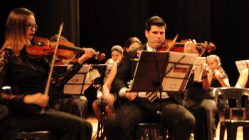 Orquestra Educacional de Piracicaba faz apresentação no Mário Dedini