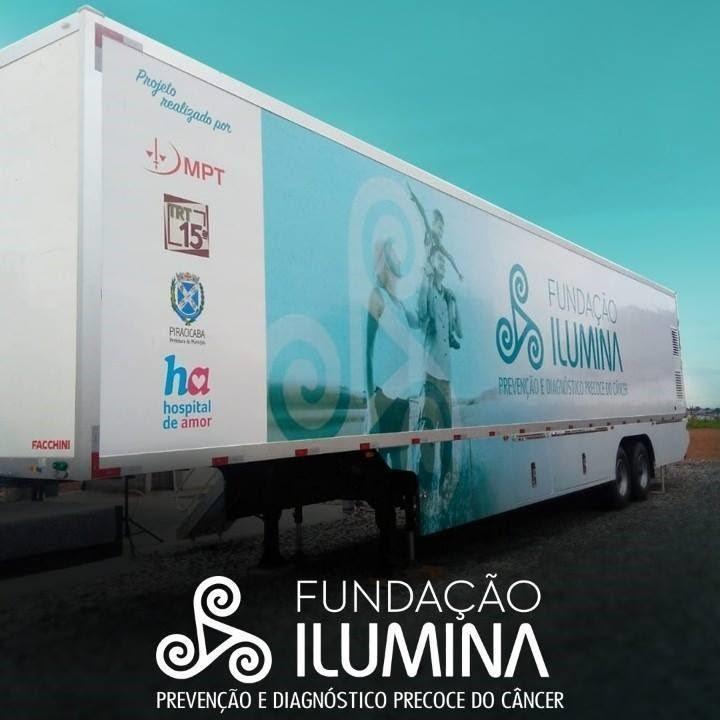 Unidade Móvel da Fundação Ilumina fará atendimento gratuito na Estação da Paulista