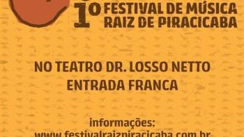 1º Festival de Música Raiz de Piracicaba reúne artistas de 12 cidades