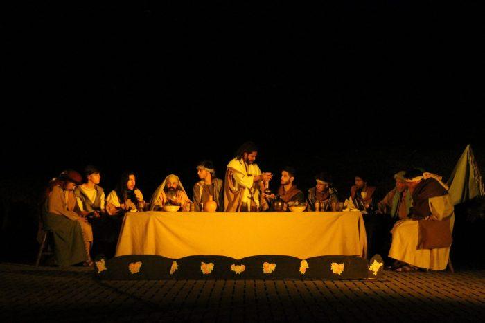 A Santíssima Ceia – Denis Marcorin