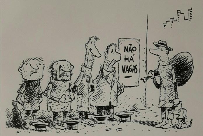 Eduardo Grosso cartum