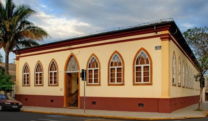 N2 – Museu Prudente de Moraes – fachada