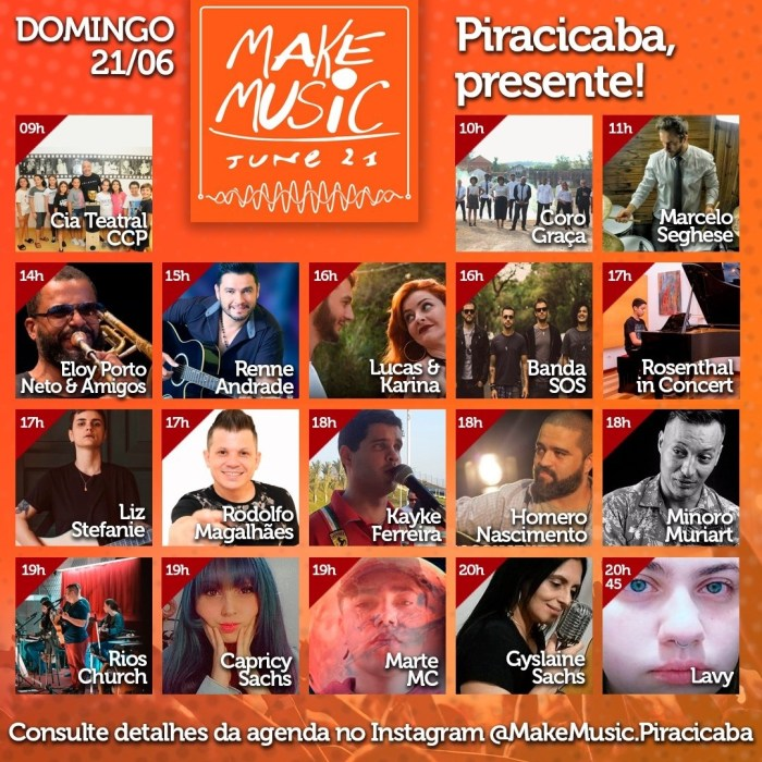 MAKE MUSIC DAY PROGRAMA