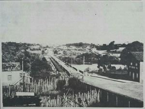A construção da Ponte Nova
