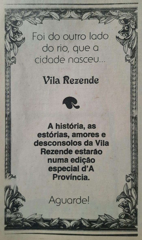 Vila Rezende