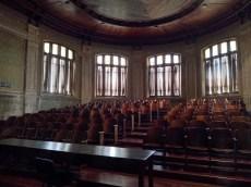 Sala de Música da EE Sud Mennucci. (foto: comunicação Prefeitura)