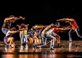 Ballet Stagium. (foto: Giorgio D. Onofrio)
