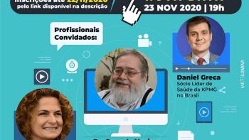 Fundação Ilumina promove webinar sobre 3ª onda do Covid