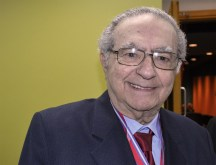 O jornalista e escritor Cecílio Elias Netto é um dos entrevistados do podcast. (foto: Rafael Bitencourt)