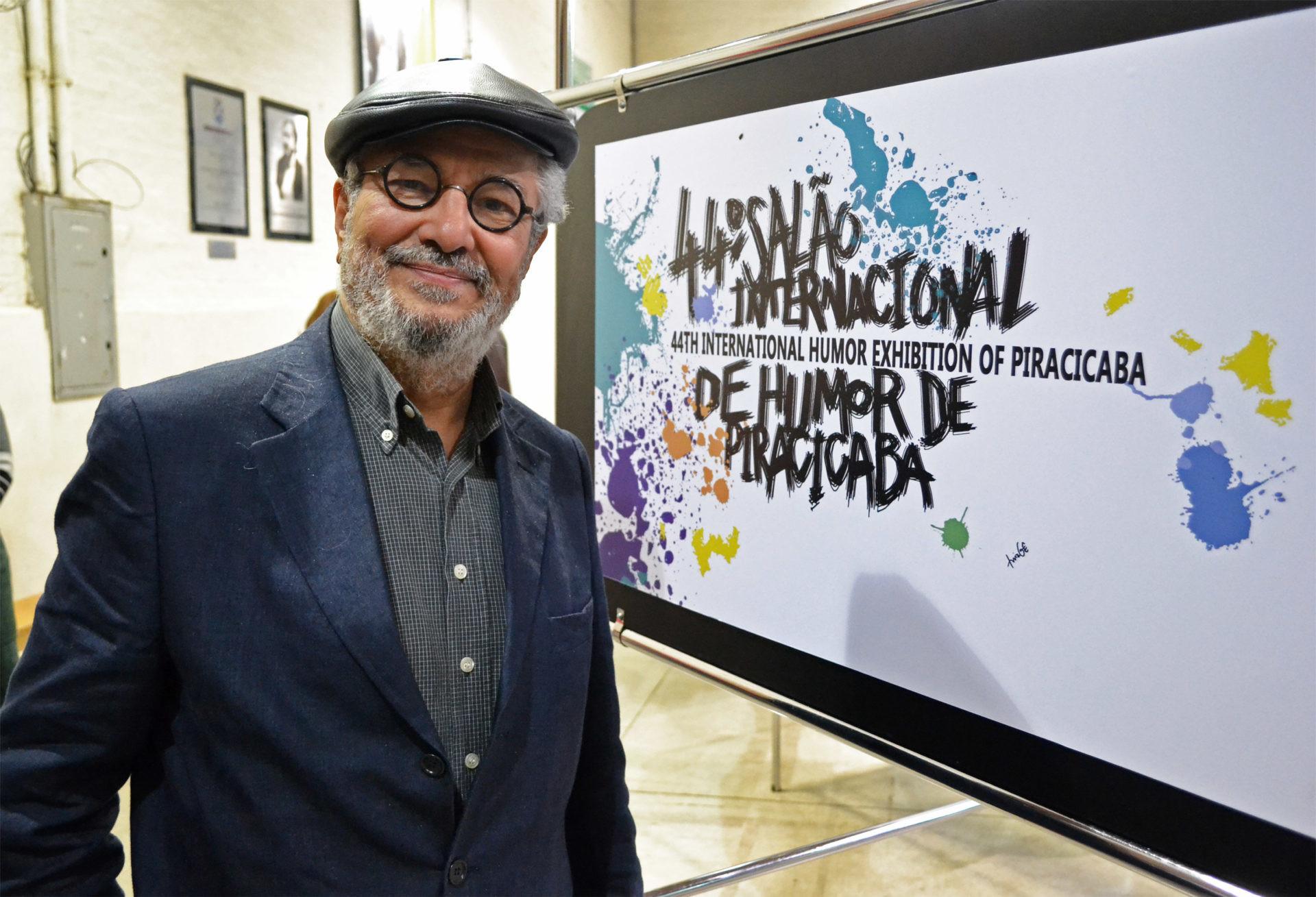 Salão de Humor é tema de podcast que investiga influência do Rio Piracicaba na cultura local