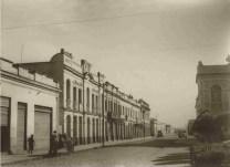 Rua Boa Morte. (acervo: IHGP - Instituto Histórico e Geográfico de Piracicaba)
