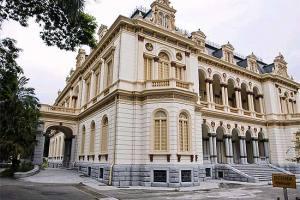 Palacete Chaves restaurado