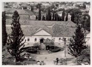 A histórica Santa Casa