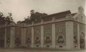 Matadouro Municipal década 1940