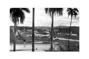 Panorama visto do Clube de Campo