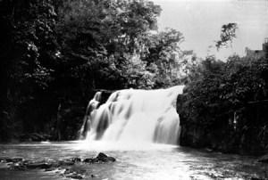 A cascatinha do Pisca