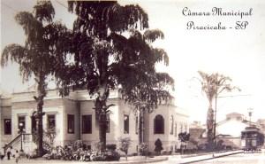 Capa - Câmara na década de 50