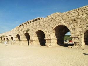 Israel-Aqueduto Romano