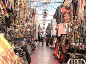 Israel-Mercado de Pulgas em Tel Aviv
