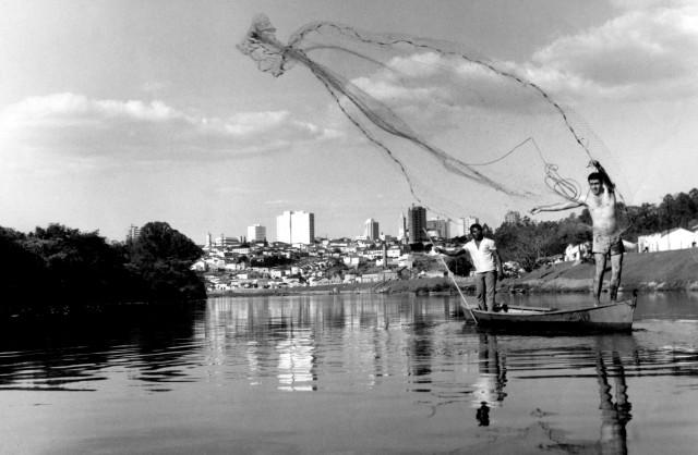 Rio Piracicaba - Acervo Câmara de Vereadores