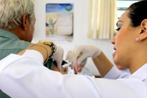vacina gripe Lar Betel 2013