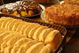 Bolos e Pães Festa da Polenta