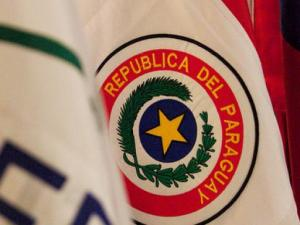 Bandeira-Paraguai