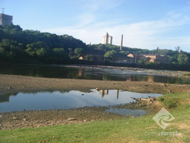 A seca do rio - Cynthia da rocha