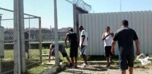 Invasão torcedores Corinthians