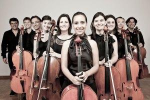 Fukuda Cello Ensemble integra programação artística - Foto Divulgação