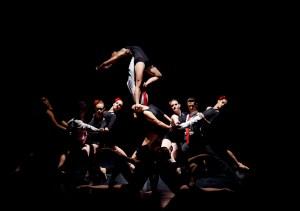 Apresentação coreográfica Tanguetto, da Cedan - Foto Studio Nanah D'Luize