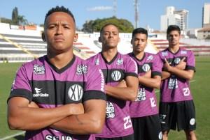 Bruninho, Celsinho, Fraga e Pablo Rocha