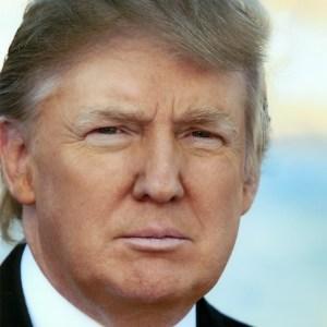 Mr. Trump- Yellow Tie