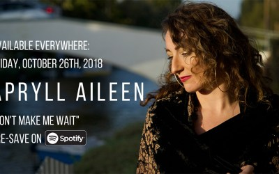 "APRYLL AILEEN – ""Don't Make Me Wait"" OFFICIAL MUSIC VIDEO"