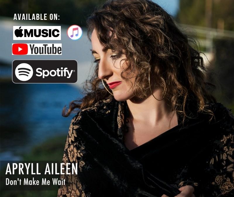 APRYLL AILEEN – New Music & Saint John/Toronto Show Dates!