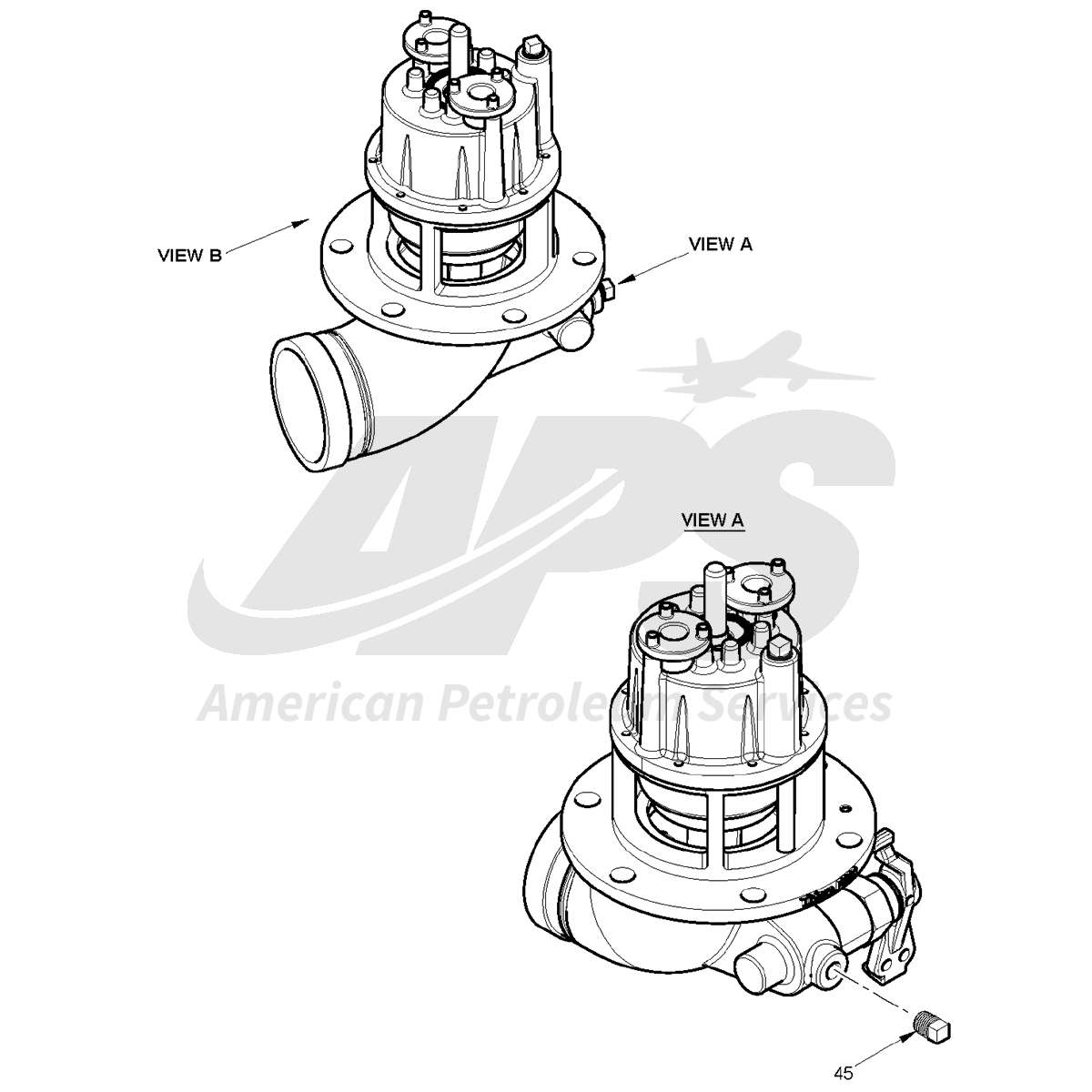 F660 Internal Valve Assembly Replacement Parts