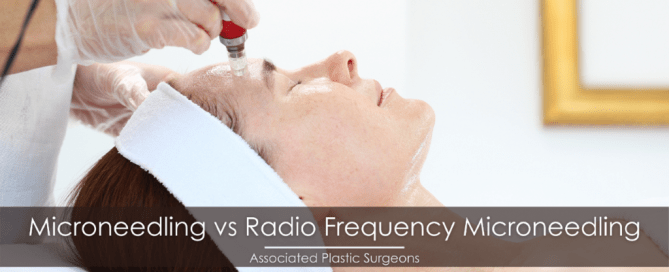 radio frequency microneedling in Leawood
