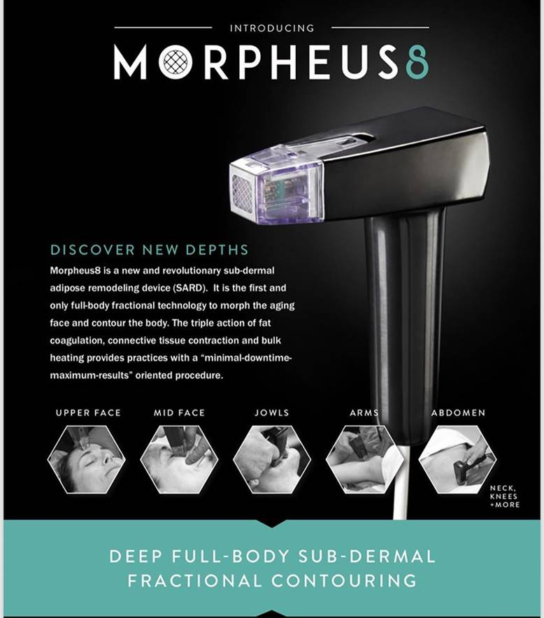 Introducing Morpheus8