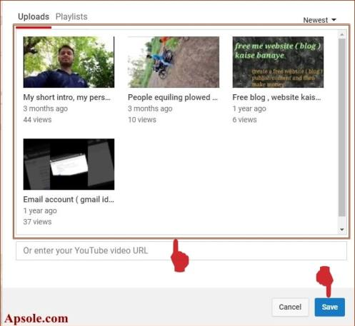 How to make youtube channel trailer full info