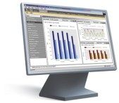 APT Software Graphic for Power Monitoring Systems
