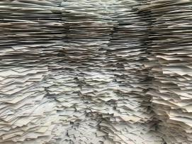 Applied Power Technologies- Mountain of papers for metering specifications