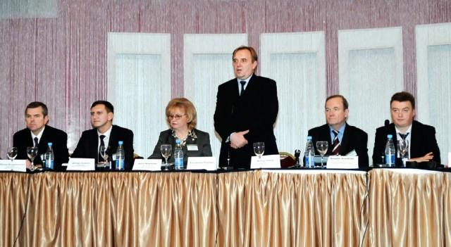 Відбулася VВсеукраїнська фармацевтична конференція «АПТЕКА–2009: Уроки кризи»